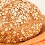 Dinkel-Möhrenbrot / Spelt-Carrot Bread