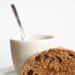 Cantuccini mit Haselnüssen und Kaffee