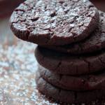 Schokoladigste Kekse mit Fleur de Sel