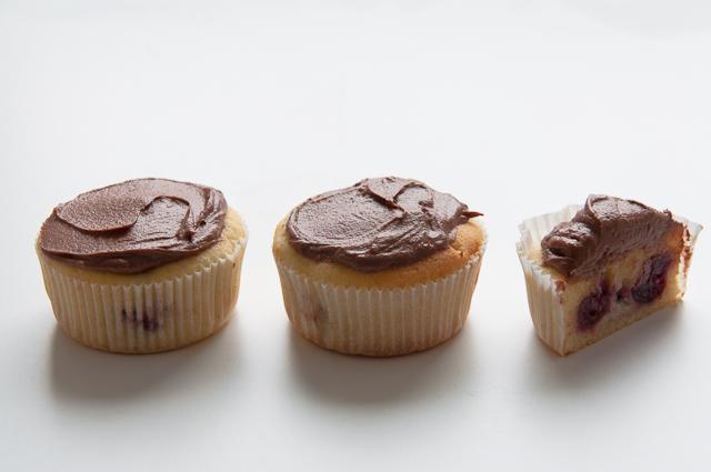 Vanillecupcakes