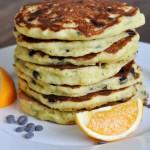 Pancakes *orangig, schokoladig, saftig*