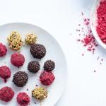 Das einfachste Rezept für selbstgemachte Schokoladentrüffel