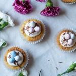 Zuckersüße Osternest Cupcakes