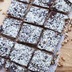 Kernige Schokoladenriegel