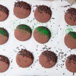 Schokoladige Ausstechplätzchen